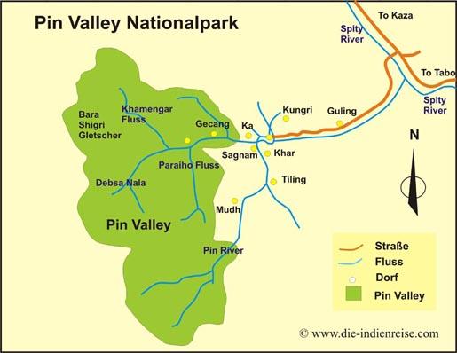 Pin Valley Nationalpark | Nationalparks in Inn – Innreise on